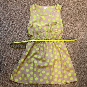 Xhilaration polka dot dress.